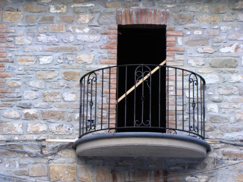 Ringhiera per balconcino